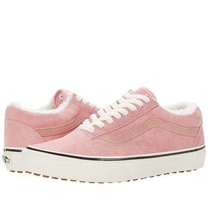 New Vans Old Skool Mte Sneaker Pink Flamingo 12.5